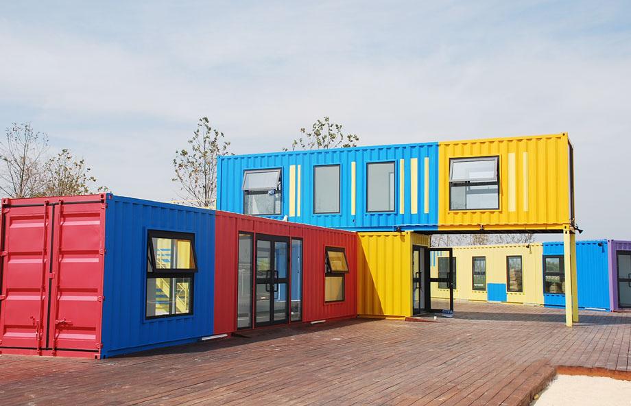改变我们未来10年生活方式的20项重要发明之一--模块化集装箱房屋大势所趋